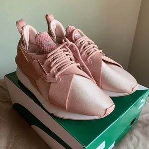 Puma Muse Satin EP Wn's Shoes